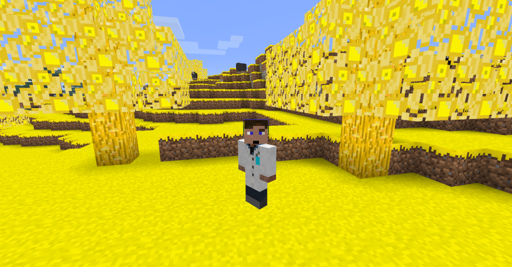 Butter Biome MOD] [Forge] [1.6.2] Budder Biome ( Based On ...